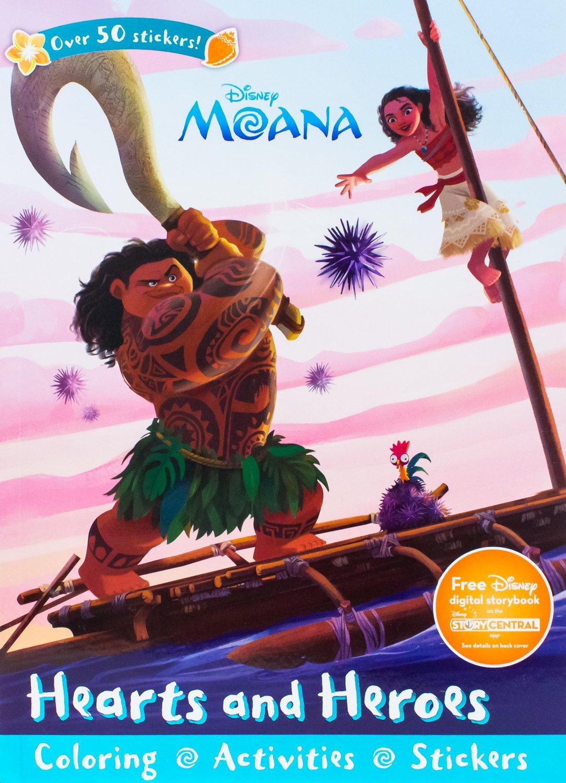 Image Moana Book 04 Jpg Disney Wiki Fandom Powered