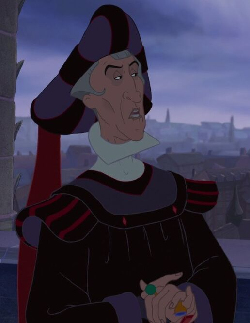 notre dame character analysis of claude frollo This lesson outlines victor hugo's masterpiece ''the hunchback of notre dame  claude frollo, who lives in notre dame  hunchback of notre dame: summary .