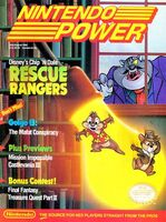NintendoPower RescueRangers