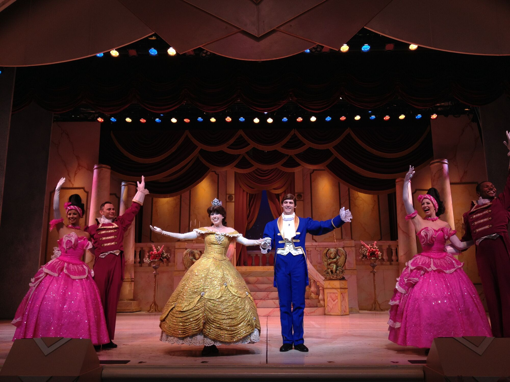 Beauty And The Beast Live On Stage Disney Wiki Fandom
