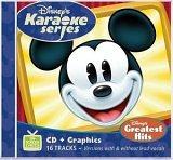 Disney karaoke hits disneys greatest hits
