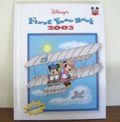 Disneys first year book 2003