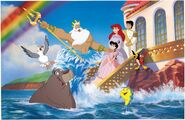 Little Mermaid II Ariel Beg 2 Mov 4