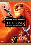 3. The Lion King (1994) (Platinum Edition 2-Disc DVD)