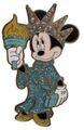 Disneystore New York - Minnie as Miss Liberty