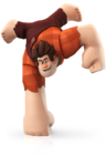 Wreck-It Ralph Disney INFINITY Render
