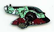 Star Wars Slave 1 Pin