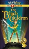 TheBlackCauldron GoldCollection VHS