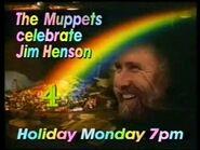The Muppets Celebrate Jim Henson on C4