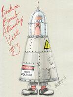 Beaker bomb vest 1