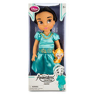Jasmine 2014 Disney Animators Doll Boxed