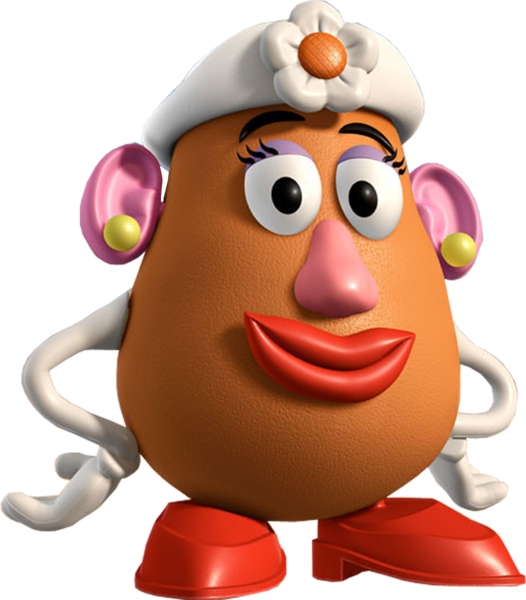 Mrs potato head disney wiki fandom powered by wikia - Madame patate toy story ...