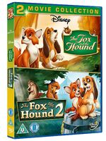 The Fox and the Hound 1-2 Box Set 2014 UK DVD
