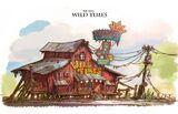 Wild Times Zootopia Concept (2)
