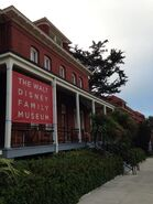 The walt disney family museum d23