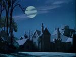 Toad Hall at Night