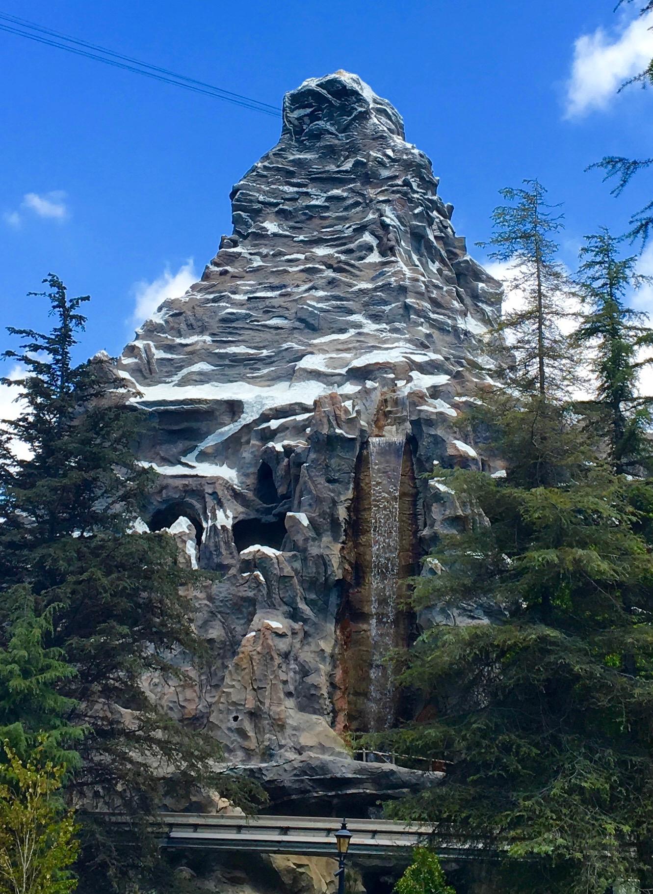 File:Matterhorn Bobsleds mountain.jpg