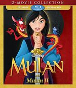 Mulan2MovieCollectionBluray