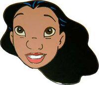 Disney Catalog - Lilo & Stitch Card Set (Nani)