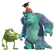 Boo&sulley&mike