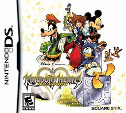 Kingdom hearts rc