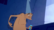 Rudy naked