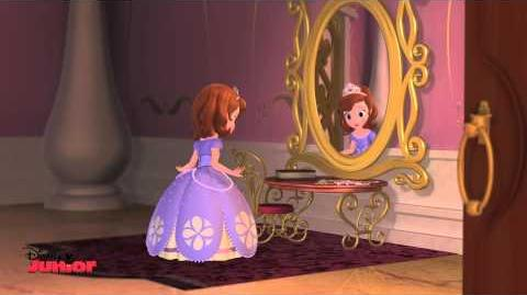 Sofia The First Once Upon A Princess - I'm Not Ready To Be A Princess