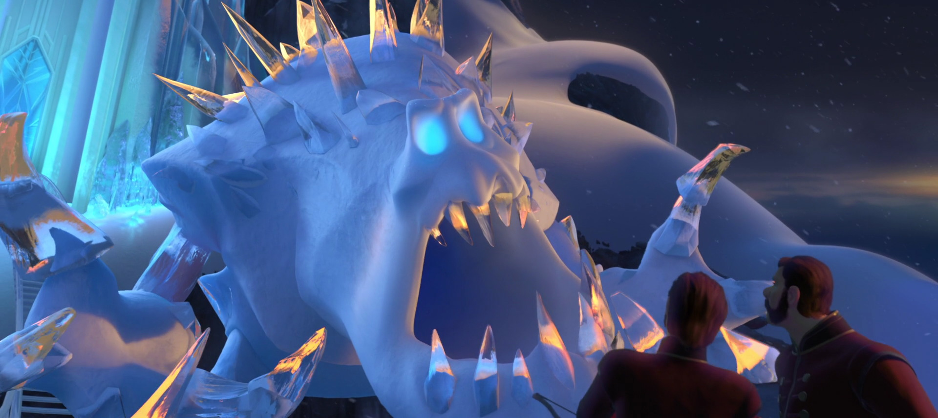 an analysis of the description of abominable snowman Information about the abominable snowman, himalayan mystery beast - page 1   whatever the name, the description is roughly the same height, up to 10 feet.