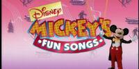 Mickey's Fun Songs (song)