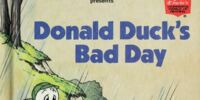 Donald Duck's Bad Day