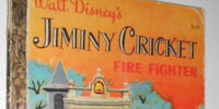 Jiminy Cricket, Fire Fighter