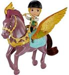 Prince James and flying horse toy