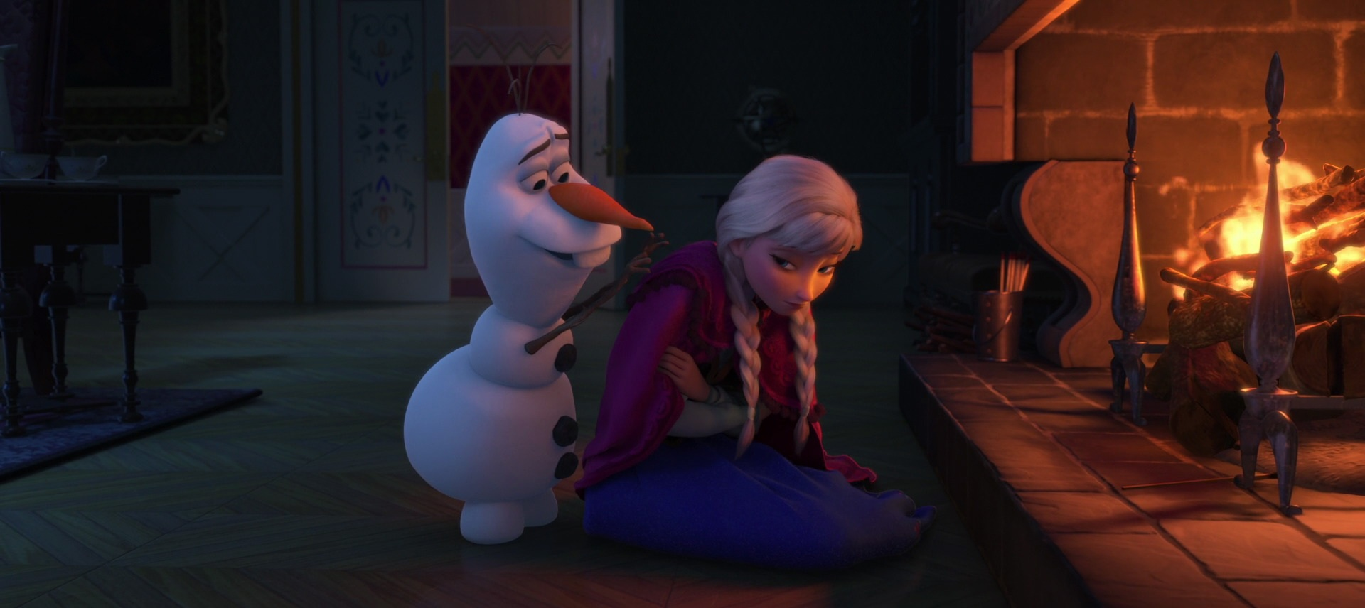 Olaf relationships disney wiki fandom powered by wikia - Frozen anna and olaf ...