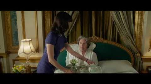 """The BFG Clip """"The Queen's Dream"""""""
