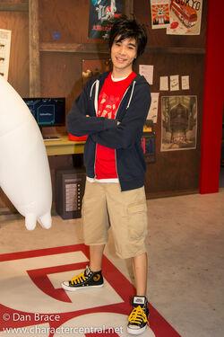 Hiro Hamada Character Central