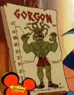 MaleGorgon