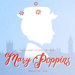 Mary Poppins August 29, 1964