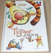 The tigger movie disney wonderful world of reading 2