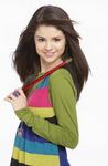 Alex Russo (portrayed by Selena Gomez)