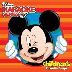 Childrens favorite songs karaoke series