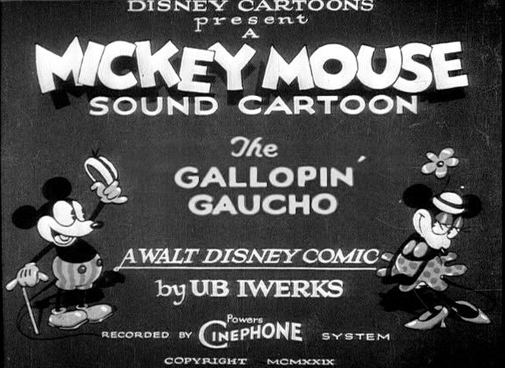The Gallopin Gaucho Disney Wiki Fandom Powered By Wikia