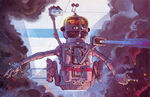 VINCENT Concept Art by Robert T McCall 02