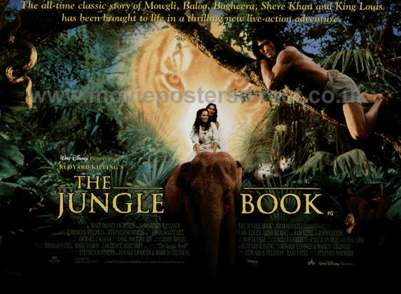jungle book book report The jungle book the original book by rudyard kipling • the stories were first published in magazines in 1893–94the original p.