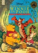 The many adventures of winnie the pooh classic storybook