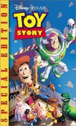 ToyStory GoldCollection VHS