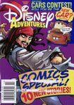 Disney adventures october 2006