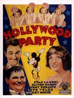 Hollywood Party1934