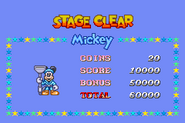 Disney's Magical Quest 2 Starring Mickey and Minnie Stage Clear 5
