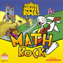 Schoolhouse rock math rock cd rom 2