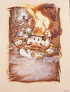 Ducktales the movie -treasure of the lost lamp title Poster Art